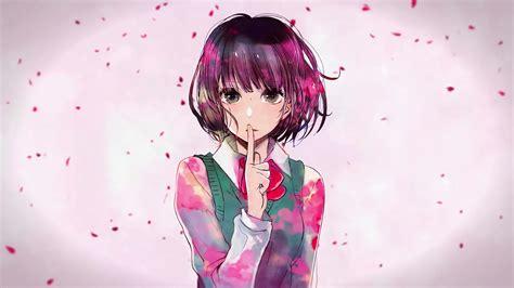 anime kuzu no honkai kuzu no honkai full hd wallpaper and background