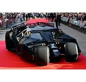 Batman Tumbler Replika Batmobil F&252r Die Stra&223e  Bilder