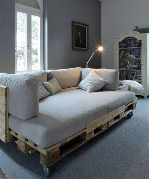 Bett Europaletten by Best 25 Bett Aus Europaletten Ideas On
