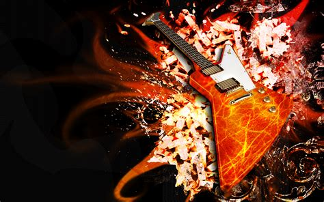 imagenes musicales full hd wallpapers guitarras electricas en hd im 225 genes taringa