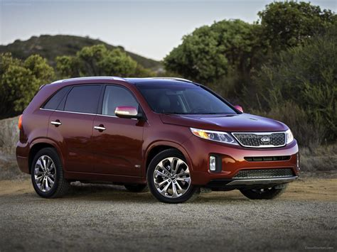 Kia Sorento 2014 Kia Sorento 2014 Car Photo 11 Of 47 Diesel Station
