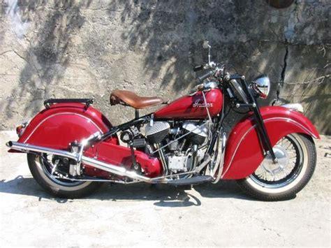 Indian Motorräder Ersatzteile by Motorrad Oldtimer Kaufen Indian Chief 74 L 252 Chinger Classic