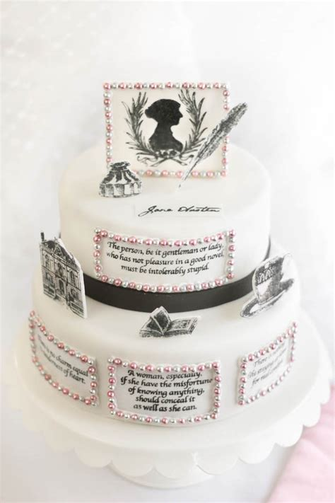 a birthday cake for jane austen twelfth night cake sprinkle bakes