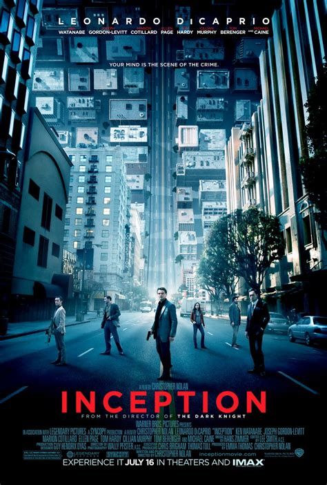 film it s impossible alternative inception posters judge a by its cover
