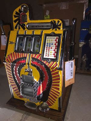 Antique Slot Machines Mills Slots Old Slot Machine For Sale