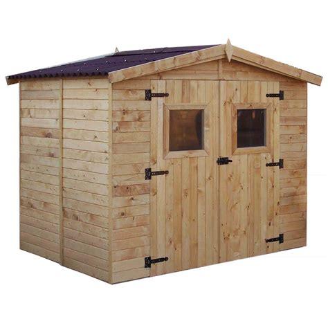 cassetta in legno box casetta legno 16mm 240x160xh210cm con pavimento ed2416