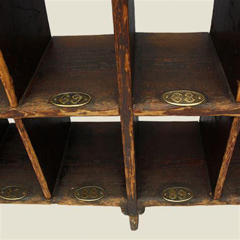 Vintage Shoe Rack by Vintage Wooden Shoe Storage Rack Vintage Matters