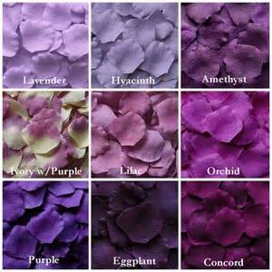 Different Types Of Purple different shades of purple and their names 1000 ideas about shades of