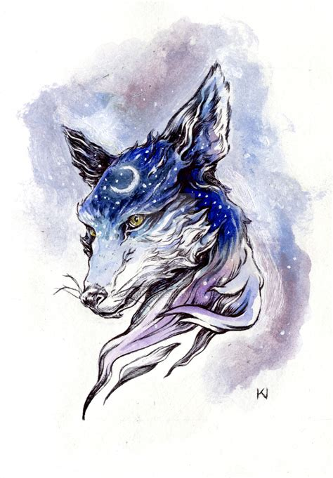 Kaos The Moon moon wolf by kaos nest on deviantart