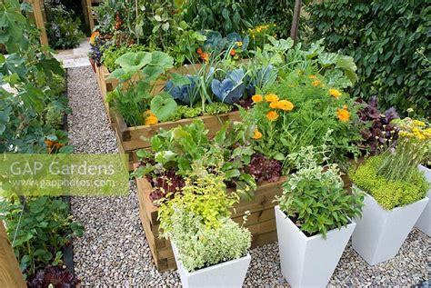 gap gardens potager style vegetable garden