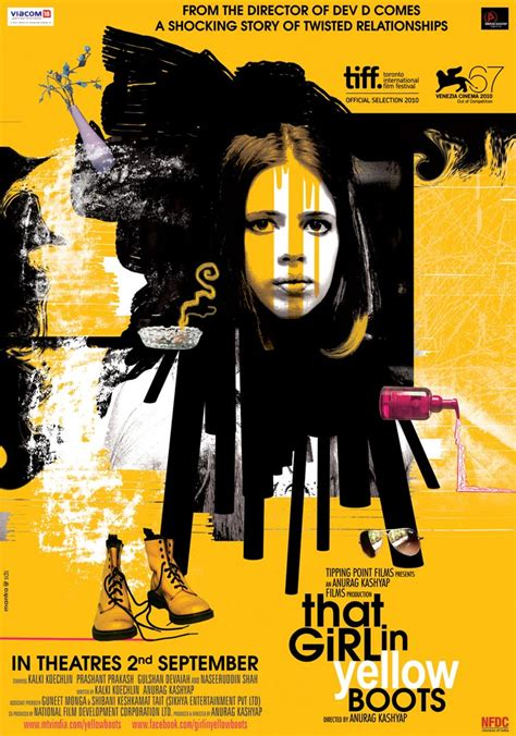 Girl in yellow boots online watch movie