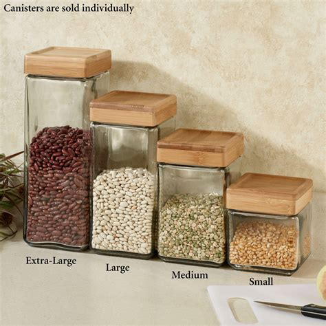 glass kitchen storage canisters storage canisters kitchen 100 kitchen storage canisters