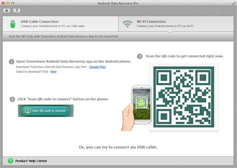 tutorial android data recovery tutorial of tenorshare android data recovery pro for mac