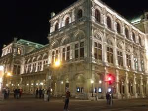 panoramio photo of vienna opera house