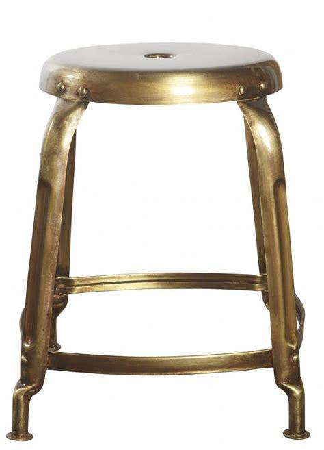 Stool Definition by Housedoctor Kruk Goud Metaal 216 36x45cm Stool Define Golden