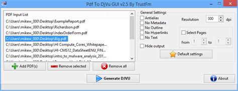 format djvu convertir pdf to djvu gui 2 5 free download download the latest
