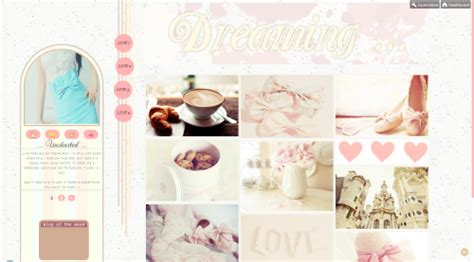 themes tumblr free kawaii girly theme tumblr