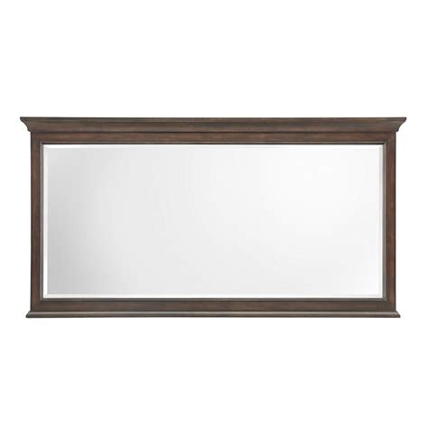 home decorators mirrors home decorators collection moorpark 60 in w x 31 in h