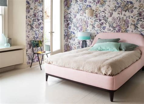 Bedroom Live Wallpaper Make Your Bedroom Gorgeous With Wallpaper The Room Edit