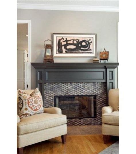painted fireplace mantels painted fireplace mantels add pizzazz