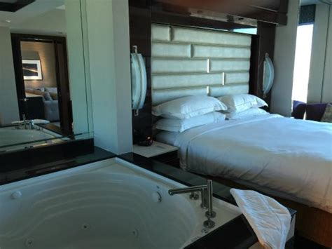 rooms in vegas with tubs view from master bedroom picture of elara by grand vacations las vegas tripadvisor