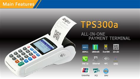 atm card machine telepower tps300a psam pin pad and atm cards reader pos
