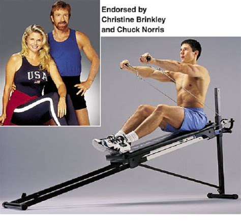 the new total fit chuck norris home gyms total