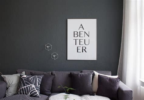 Schlafzimmer Wand Grau by Farben Kinderzimmer Gr 252 N