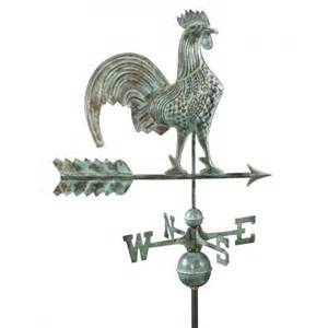 Rooster Weather Vanes Rooster Weathervane Home