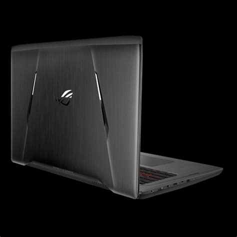 Laptop Asus Rog Amd rog strix gl702zc asus gaming laptop combines amd s ryzen and radeon excites gamers