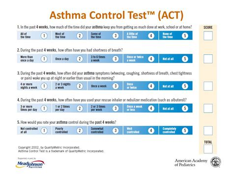 asma test pediatric asthma evaluation management ppt