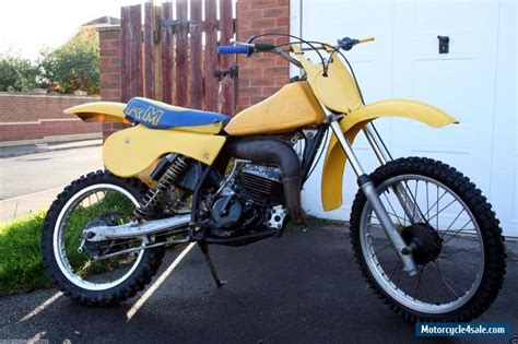 twinshock motocross bikes for sale uk 1980 suzuki rm 100 for sale in united kingdom