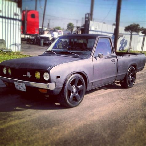 Paket Wheels Datsun 620 74 datsun 620 lb18 5 spd weber carb 32 36 higher flow master accel coil and wires ngk