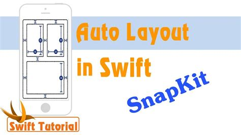 auto layout animation swift swift tutorial auto layout with snapkit p1 youtube