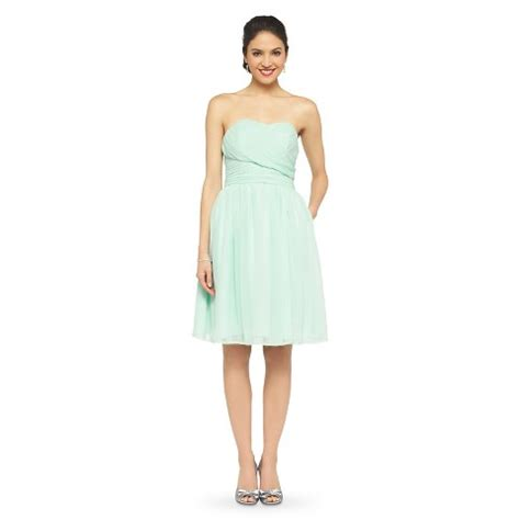 Target Bridesmaid Dress by S Chiffon Strapless Bridesmaid Bridesmaid Target