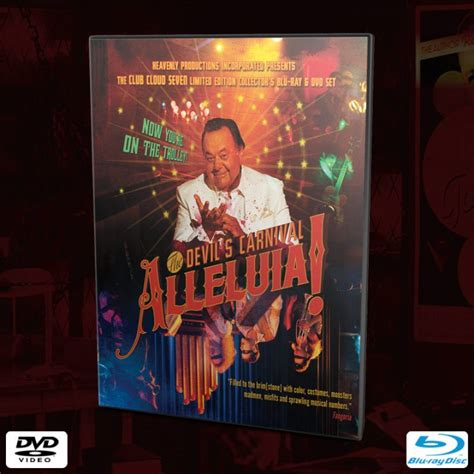 Dvd With Devils Musical alleluia the devil s carnival collector s edition dvd cleopatra records store