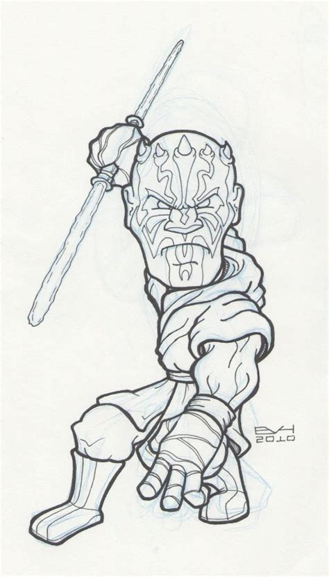 coloring pages darth maul darth maul coloring page coloring home
