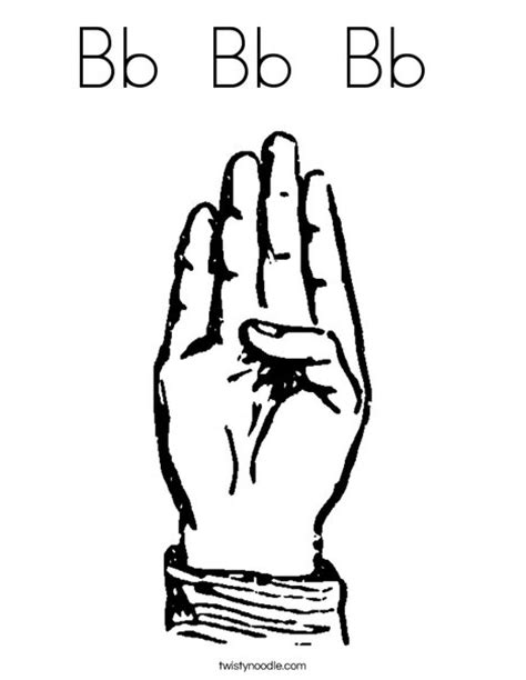 sign language i love you coloring pages bb bb bb coloring page twisty noodle