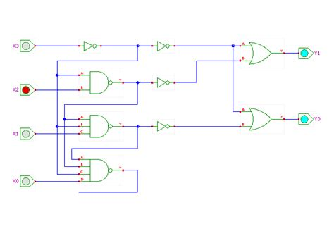 4 to 2 encoder logic diagram 4 2 bit priority encoder question physics forums the