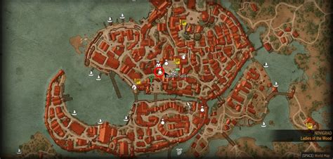 Vivaldi Bank Novigrad | bank location in novigrad the witcher 3