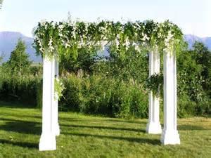 Garden Arch Rental Wedding Arbor Special Events Supply Store In Ak