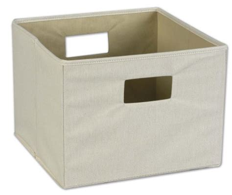 Storage Bins For Closet Shelves Basket Storage Bin W Handle Collapsible Square Storage Box