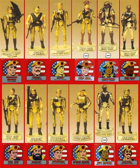 printable gi joe birthday cards eagle force action figures yahoo image search results