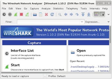 kali linux wireshark tutorial kali linux渗透攻击应用 布布扣 bubuko com