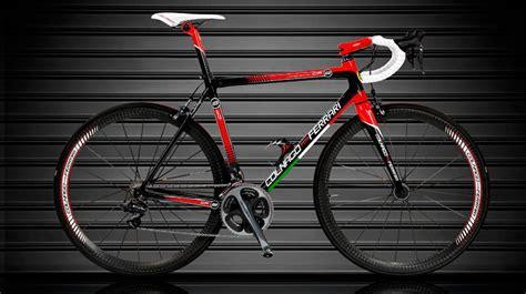 Colnago Ferrari Road Bike by Limited Edition Colnago For Ferrari Cf8 Road Bike