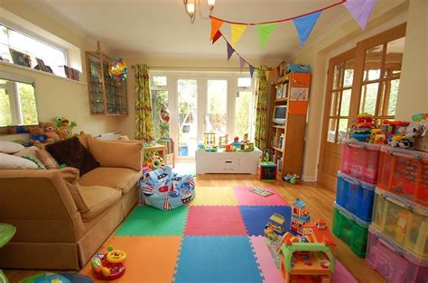 Garage Playroom by Garage Into Playroom Ideas Pictures To Pin On