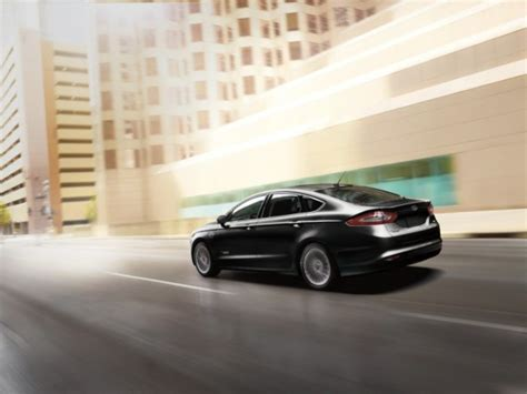 who designed the ford fusion ford fusion sedan overview the standard features of the