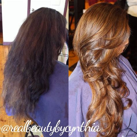 color correction for light brown hair that turned into orange color correction dark to light caramel hair i m just one