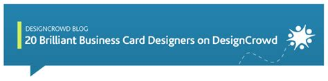 designcrowd register 20 brilliant business card designers on designcrowd