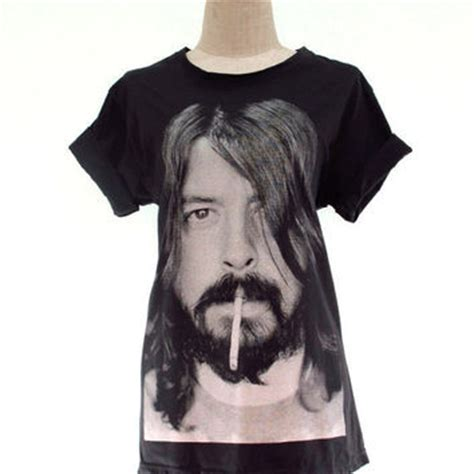 T Shirt Dave Grohl dave grohl t shirt foo fighters from teetwice on etsy